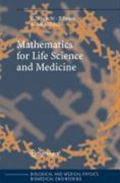 Mathematics for Life Science and Medicine |  |