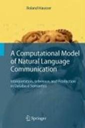 A Computational Model of Natural Language Communication