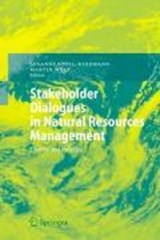 Stakeholder Dialogues in Natural Resources Management | auteur onbekend |
