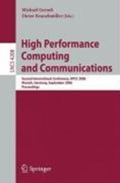 High Performance Computing and Communications |  |
