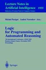Logic for Programming and Automated Reasoning | auteur onbekend |