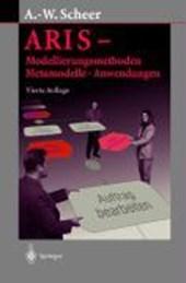 ARIS-Modellierungs-Methoden, Metamodelle, Anwendungen