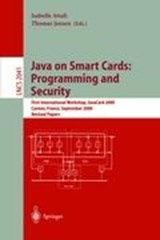 Java on Smart Cards: Programming and Security | auteur onbekend |