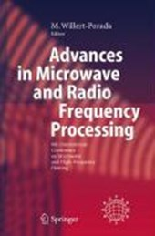 Advances in Microwave and Radio Frequency Processing |  |