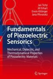 Fundamentals of Piezoelectric Sensorics