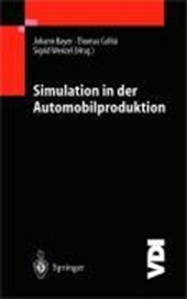 Simulation in der Automobilproduktion