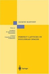 Perfect Lattices in Euclidean Spaces