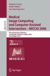 Medical Image Computing and Computer-Assisted Intervention --MICCAI