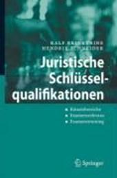 Juristische Schlüsselqualifikationen