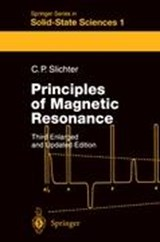 Principles of Magnetic Resonance | Charles P. Slichter |