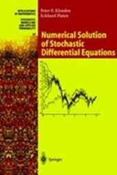 Numerical Solution of Stochastic Differential Equations