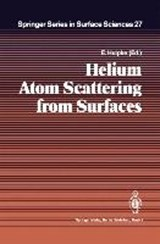 Helium Atom Scattering from Surfaces | auteur onbekend |
