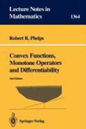 Convex Functions, Monotone Operators and Differentiability