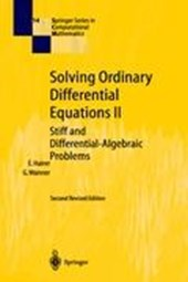 Solving Ordinary Differential Equations II | Ernst Hairer |