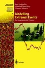 Modelling Extremal Events | Kluppelbe Embrechts Paul |