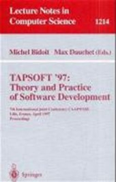 TAPSOFT'97: Theory and Practice of Software Development |  |