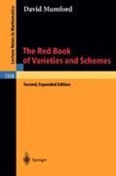 The Red Book of Varieties and Schemes