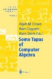 Some Tapas of Computer Algebra