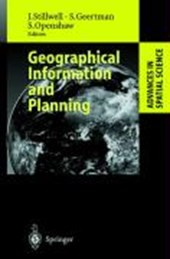 Geographical Information and Planning |  |