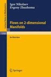 Flows on 2-dimensional Manifolds