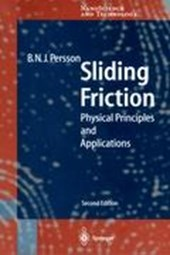 Sliding Friction | Bo N. J. Persson |