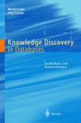 Knowledge Discovery in Databases | Martin Ester |