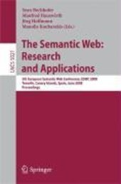 The Semantic Web: Research and Applications |  |