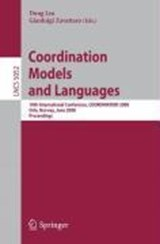 Coordination Models and Languages | auteur onbekend |