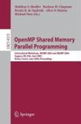 OpenMP Shared Memory Parallel Programming | auteur onbekend |