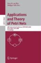 Applications and Theory of Petri Nets |  |
