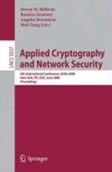 Applied Cryptography and Network Security | auteur onbekend |