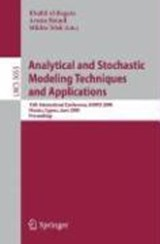 Analytical and Stochastic Modeling Techniques and Applications | auteur onbekend |