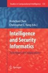 Intelligence and Security Informatics | auteur onbekend |