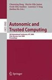 Autonomic and Trusted Computing |  |