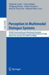 Perception in Multimodal Dialogue Systems | auteur onbekend |
