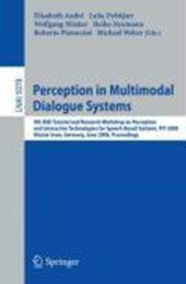 Perception in Multimodal Dialogue Systems