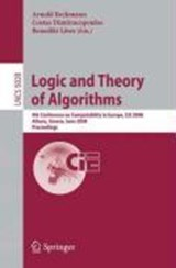 Logic and Theory of Algorithms | auteur onbekend |