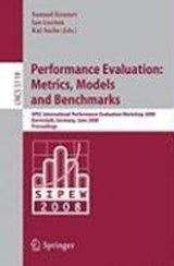 Performance Evaluation: Metrics, Models and Benchmarks | auteur onbekend |