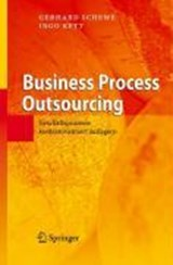 Business Process Outsourcing | Gerhard Schewe |