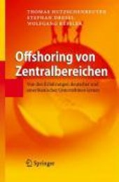 Offshoring von Zentralbereichen