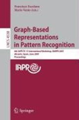 Graph-Based Representations in Pattern Recognition | auteur onbekend |