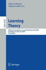 Learning Theory | auteur onbekend |