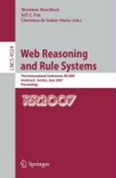 Web Reasoning and Rule Systems |  |