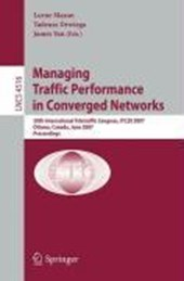 Managing Traffic Performance in Converged Networks