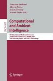Computational and Ambient Intelligence