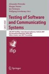 Testing of Software and Communicating Systems | auteur onbekend |