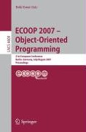 ECOOP - Object-Oriented Programming |  |