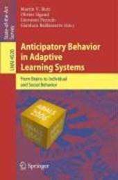 Anticipatory Behavior in Adaptive Learning Systems |  |