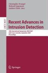 Recent Advances in Intrusion Detection | auteur onbekend |