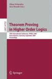 Theorem Proving in Higher Order Logics